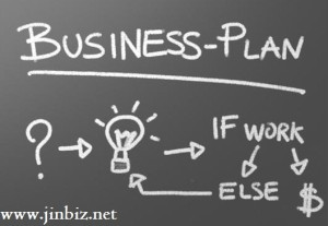 Build Business online with jinbiz
